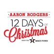 The Milwaukee Journal Sentinel and Kohl's Team up with Aaron Rodgers to Support the MACC Fund Over 12 Days of Christmas