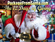 Michigan-based PackageFromSanta.com Partners with Twelve Local and National Charities to Give Back for the Holidays