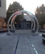 Gordon Huether Studio Installs Memorial Sculpture for the Police Headquarters in Oklahoma City