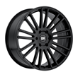 Black Rhino Wheels- Kruger in gloss black
