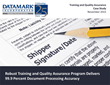DATAMARK Case Study Focuses on Training and Quality Assurance for Outsourced Document Processing