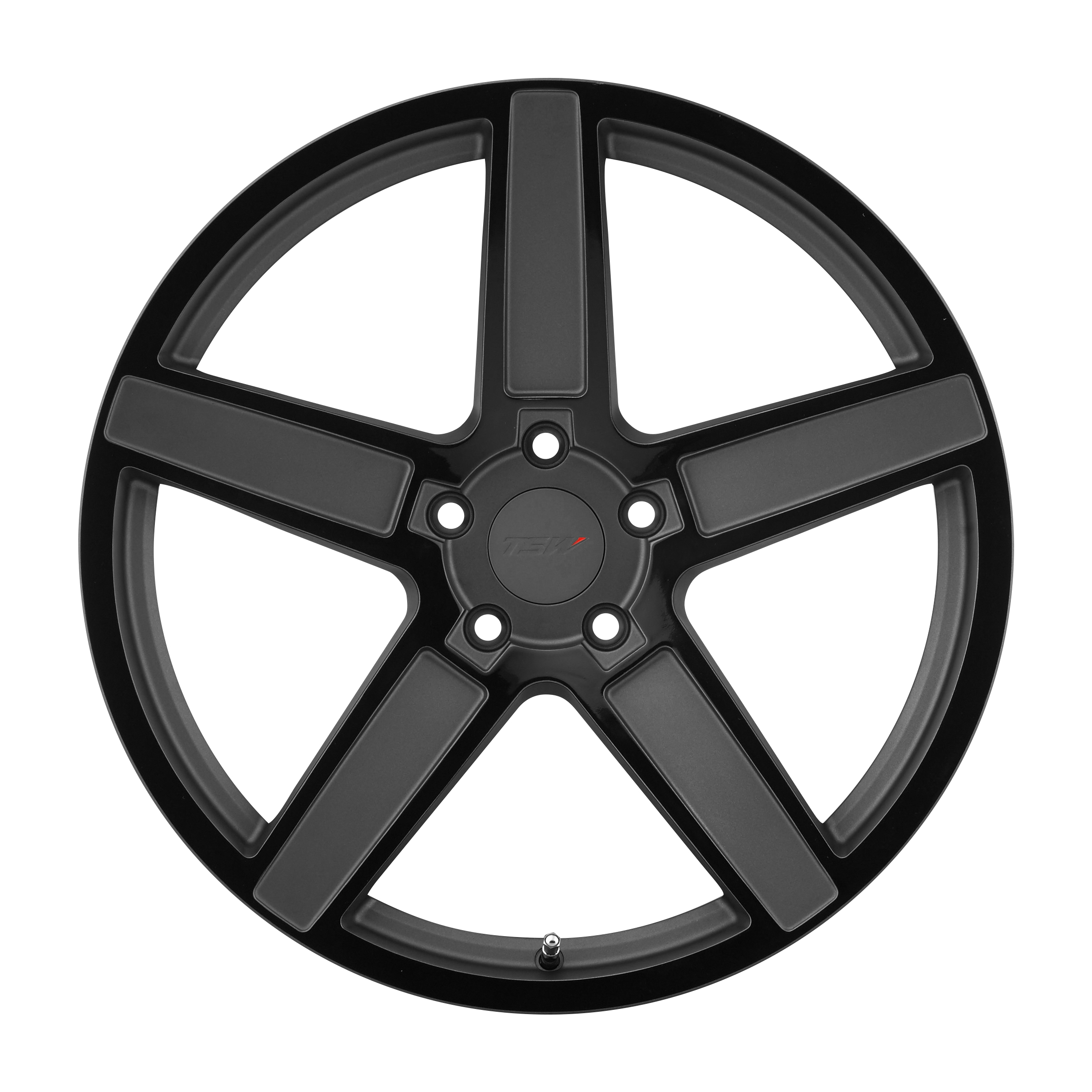 TSW Introduces the Ascent Wheel, a Distinctive New 5-spoke ...