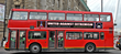 100 London Buses Drive Home Muslim Message: 'United Against Extremism'