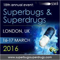 Superbugs & Superdrugs 2016