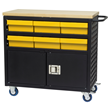 Akro-Mils Locking Louvered Carts