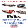 All Pro Trailer Superstore Announces End-Of-Year Blowout Sales Event On Big Tex Trailers