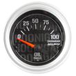 Auto Meter Hoonigan Series Ultra Lite Oil Pressure Gauge