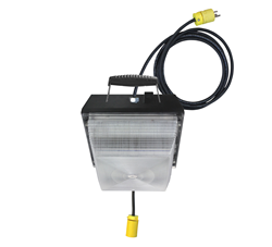 Portable LED Work Light that Operates on 120-277 volts AC