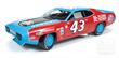 Genuine Hotrod Hardware  Die-Cast Richard Petty STP 1972 Plymouth Road Runner