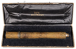 "George Washington's Telescope Available at Auction. Historic Dolland Brass Spyglass Inscribed ""G. Washington, Mt. Vernon"". Estimated Price: $15,000 - $25,000"