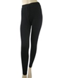 Black Cashmere Leggings by The Pashmina Store