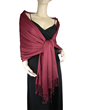 Cranberry Wrap by The Pashmina Store