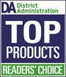 School Districts Have Voted and the Results Are In: Registration Gateway Once Again Takes the District Administration Top 100 Readers Choice Award in 2015
