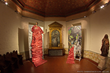 """Light in the Dark"" Exhibition of El Greco-Inspired Aluminum Sculptures Using Coca-Cola Cans by Greek Artist Nikos Floros Opens at Museo del Greco, Toledo, Spain"