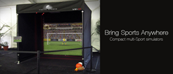 SwingTrack, Visual Sports, Mobile, Simulators, Technology, Sports