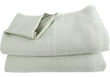 Reversible Cashmere Blanket by The Pashmina Store
