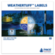 William Frick & Company Presents WeatherTuff® Outdoor Labels