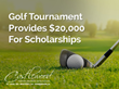 Castlewood Golf Tournament Raises $20,000 For Scholarships