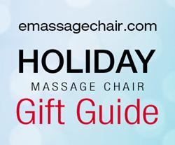 Emassagechair.com Massage Chair Holiday Gift Guide