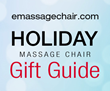 The Best Massage Chairs of 2015 – Massage Chair Holiday Guide