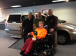 The Presley Family Gets a Wheelchair Van
