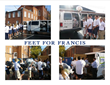 MyWay Mobile Storage of Baltimore Assists St. Mary's Elementary School Saints-in-Action Outreach Program, Feet for Francis