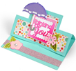 Stephanie Barnard Charms with New Sizzix Crafts Collection