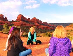 Sedona Vortex for Retreats with SpiritQuest in Sedona, AZ