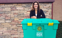 ShelterBox USA announces the appointment of Kerri Murray as its new president.