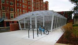 Duo-Gard Bike Shelter