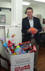 State Farm Insurance Agent Chris Nielsen Ensuring Children in Need are not Forgotten at Christmas