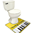 The Potty Piano from Stupid.com