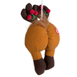 Farting Reindeer Butt Ornament from Stupid.com