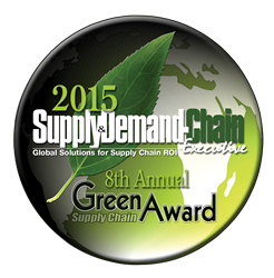 PINC Solutions Sustainability Recognized by 2015 Green Supply Chain Award