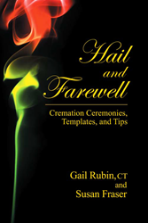 New Book Provides Cremation Families with Memorial Service Guidance