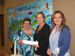 NEFCU and GrooveCar were pleased to present NEFCU member, Linda Reynolds with an Apple iWatch as part of its October Auto Promotion.