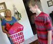2015 Tiny Hands Foundation Holiday Basket Brigade