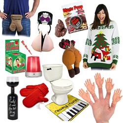 The Top 10 Stupid Gag Gifts & Stocking Stuffers of 2015