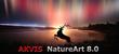 AKVIS NatureArt 8.0: Aurora Borealis Effect