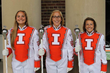 Bob Hope Band Scholarship Awarded to Rose Craig, Drum Major and the University of Illinois Marching Illini Performing in Macy's 89th Annual Thanksgiving Day Parade