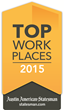 ASI Named One of Austin's Top Workplaces; Announces New Openings for Technology Professionals