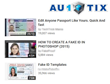 AU10TIX Announces New Synthetic ID Document Forgery Detection Capability