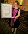 Sharon Vinderine, Founder of PTPA Media Wins at the 2015 RBC Canadian Women Entrepreneur Awards