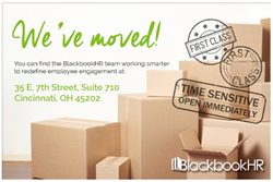BlackbookHR moves to new Cincinnati office