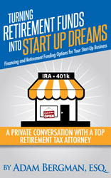 New Book on Rollover Business Start-Up Solution (ROBS) to be Published...