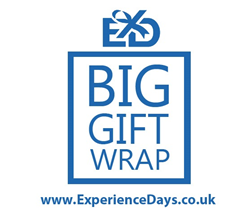 Experience Days Big Gift Wrap