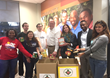 Belvoir Federal Donates Over 730 Pounds of Food to ACTS