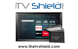 The TV Shield PRO New Outdoor TV Box