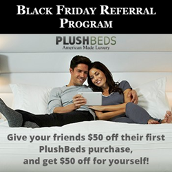 Black Friday referral program