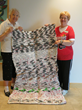 Turning Plastic Bags into Sleeping Mats, Residents of Friendship Village Provide Comfort to Homeless This Holiday Season and Beyond